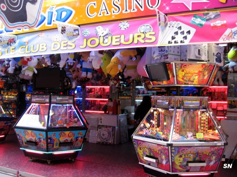 Turbo La fête foraine à Dijon. YV46