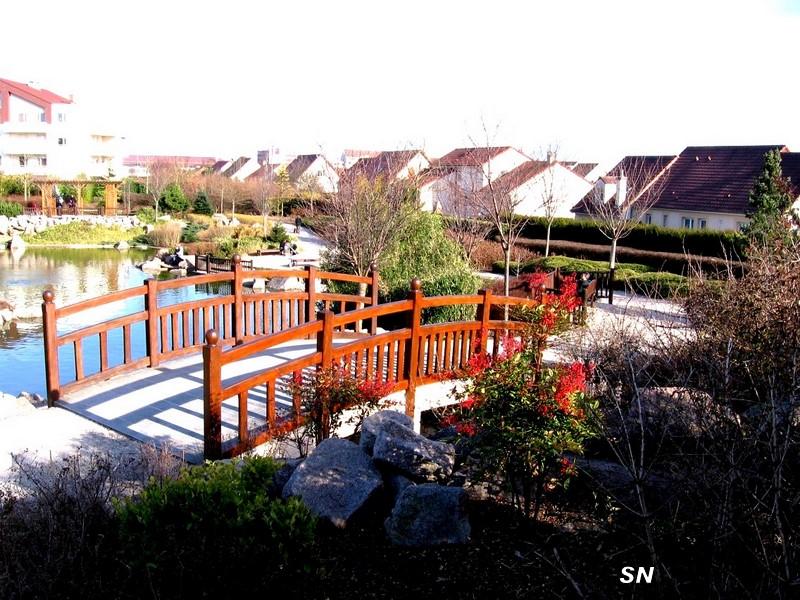 Lac et jardins de dijon page 14 for Jardin japonais dijon