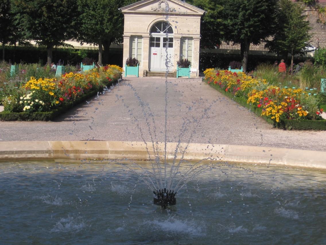 Lac et jardins de dijon page 19 for Jardin japonais dijon